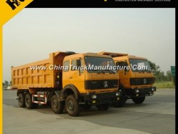 Beiben 6X4 290HP Dump Trucks/Tipper Truck for Sale