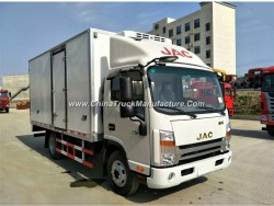JAC 4 Ton-32 Ton Refrigerator Truck/Freezer Truck/Refrigerated Truck for Sales