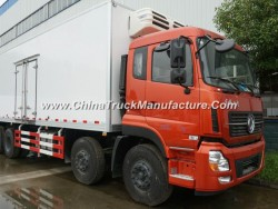 8*4 Foton Auman 12 Wheels 30ton Refrigerator Truck/Refrigerated Trucks/Reefer Truck/Truck Refrigerat