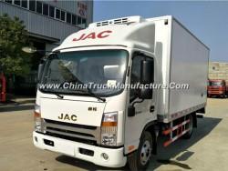 Isuzu 2 10 20 Ton Refrigerated Freezer Foton Mini Refrigeration Small Refrigerator Van Box Truck for