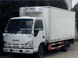 4X2 Japanese Food Meat Transportation Cooling Van Used Freezer Trucks