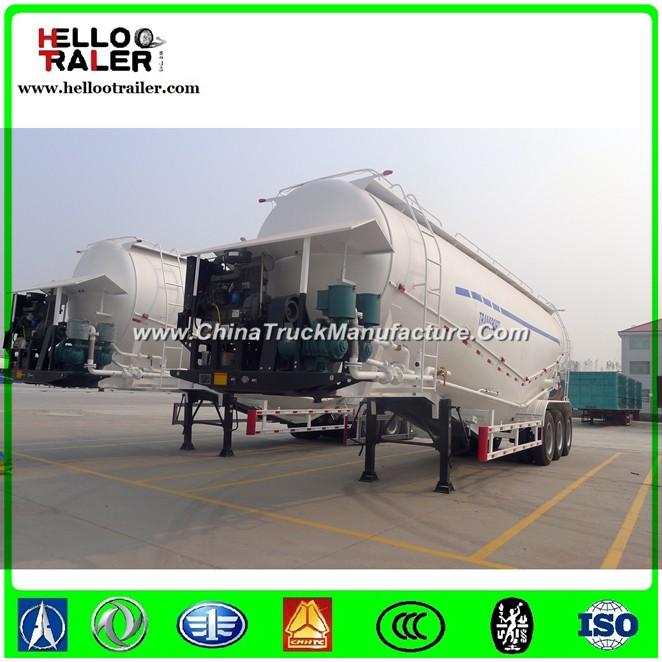 Bulk Cement Transport Truck