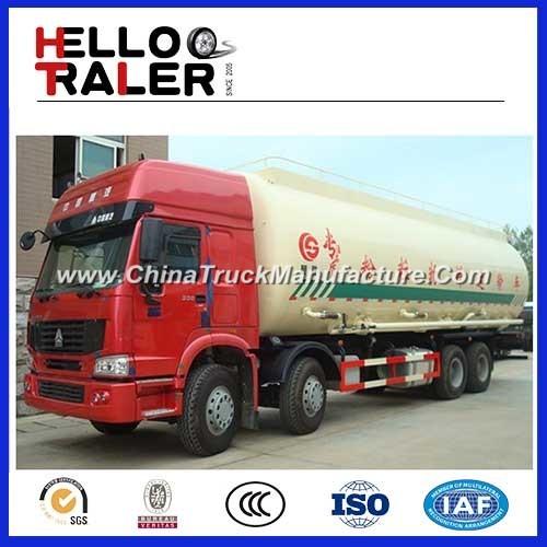 Sinotruk 45cbm Cement Tanker Truck 6X4