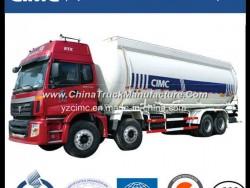 Foton Auman 8*4 Bulk Cement Tank Truck