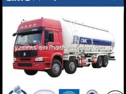 Sino Truk 8X4 Bulk Cement Tank Truck