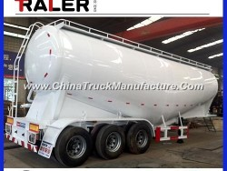 40cbm Road Transport Semi Trailer Bulk Cement Tanker Truck