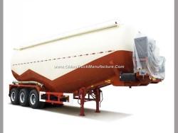 Cimc 42cbm Cement Tanker Semi Trailer for Algeria