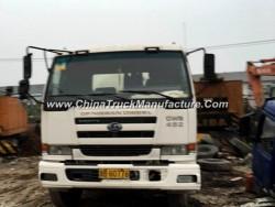 360HP/Horse-Power Japanese Ud Nissan Concrete Mixer Truck (12503cc-engine)