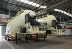 Air Compressor Powder Tank Cement Truck