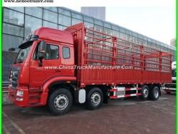 Sinotruk 8X4 30HP Heavy Duty Bulk Cargo Truck