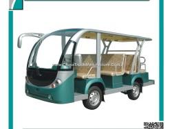 Electric Tram, Model Eg6118ka Curtis Controller, Trojan Battery, Emergency Stop Switch