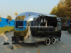 Best Selling Mobile Food Truck From Factory