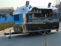 Electric Mobile Street Food Truck with New Style