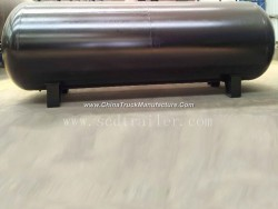 Carbon Steel Stainless Milk Fuel Oil Storage Tank for Sale