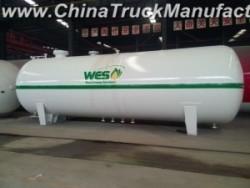 14mm 25mt 25tons 50000liters 50cbm 13000 Gallons LPG Storage Tank