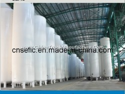 Lox/Lin/Lar/LNG/LPG Cryogenic Storage Gas Tank (LAR/LIN/LOX/LCO2)