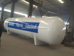 Customized Surface LPG Gas Storage Tanks From 5, 000liters to 120, 000liters