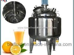 L&B Food and Beverage Processing Equipment Milk Beverage Tank