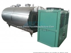 500L Stainless Steel Milk Cooling Tanks Price with CIP (ACE-ZNLG-BF)