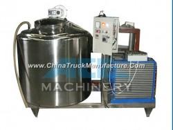 Sanitary Bulk Milk Cooling Tank 2000liter