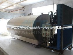 Dairy Milk Cooling Tanks with Direct Expansion Refrigeration (ACE-ZNLG-F5)