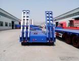 Lowbed Semitrailer/Lowboy Semitrailer