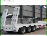 60-Ton Lowboy Truck Trailer for Sale