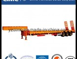 Cimc Heavy Duty 70ton Low Bed Trailer