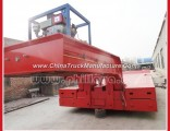 Separable Detachable Removable Gooseneck Front Loading Mover Low Bed Semi-Trailer