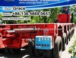 Goldhofer Hydraulic Self-Propelled Combination Axle Modular Trailer (customized)