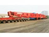 Multi Axles 150t Hydraulic Modular Truck Trailer