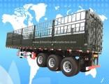 3 Axle Cargo Transport 40 Ton Cargo Truck Semi Trailer for Sale