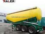 3axle 40m3 Bulk Cargo/Cement Powder Tanker Truck Tractor Semi Trailer