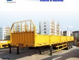 3 Axle Cargo/Side Wall/ Wall Side Truck Semi Trailer