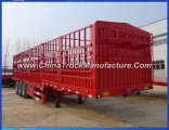 China Chengda Cargo Truck Fence Semi Trailer for Sale