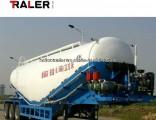 3axle 40m3 Bulk Cement Utility Cargo Truck Tractor Semi Trailer