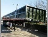 Two-Axle Dropside Stake Semi-Trailers/ Cargo Truck Trailers