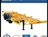 Container Chassis, 40FT Skeleton Trailer, Cimc Container Chassis Trailer