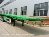 40FT Flatbed Container Trailer Hot Sale