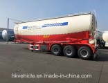 High Quality & Cheap 65m3 Bulk Cement Trailer From China Factory