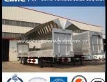 Cimc Brand Wing Open Type Box Semi Trailer