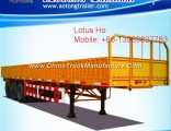 13m Dry Van Trailer with Two Axles