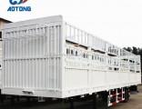 3 Axle Livestock Fence Semi Trailer Australia for Sale