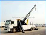 Heavy Duty HOWO 8X4 371HP 40 Tons 50ton Wrecker Towing Truck 40ton 50ton Wrecker Tow Truck