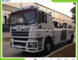 4X2 Shacman 16on Road Wrecker Tow Truck for Sales