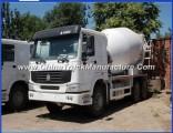 Sino HOWO 10 Wheeler Concrete Cement Mixer Truck Sale