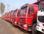 Bulk Sale Used Heavy HOWO 20 Cubic Dump Truck