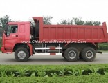 Sinotruk HOWO 6X6 Dump Truck