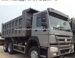 HOWO 16 Cubic Meter 10 Wheel Dump Truck Tipper Truck