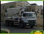 New Chinese Zoomlion 46 Meters 4 Boom Concrete Pump Truck